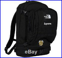 Supreme X The North Face RTG Black Backpack