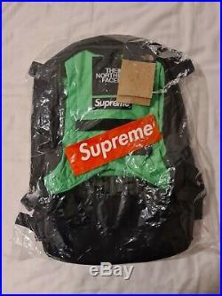 Supreme X The North Face RTG Green Backpack Rucksack Bag INTERNATIONAL DELIVERY