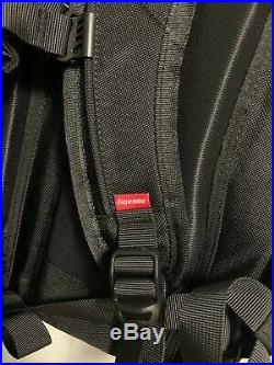 Supreme X The North Face TNF By Any Means Necessary BAMN Backpack Red