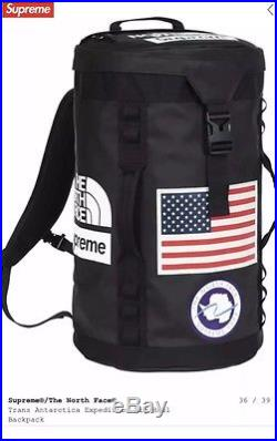 Supreme X The North Face Tnf Expedition Big Haul Backpack