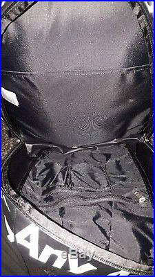 Supreme x The North Face BAMN Backpack Black 15FW By Any Means Necessary Crimp