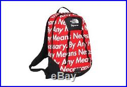 Supreme x The North Face Base Camp Crimp Red Backpack Bag PCL FW15