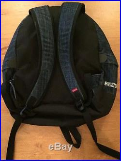 Supreme x The North Face Denim Backpack