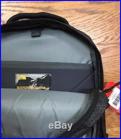 The North Face Backpack Bookbag Womens Recon Black Gold 2016 Nwt Clg3lyz