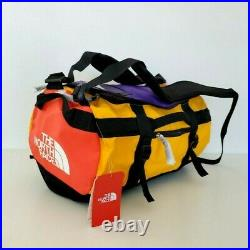 THE NORTH FACE BASE CAMP DUFFEL BAG BACKPACK 31L XSMALL Multicolor