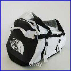 THE NORTH FACE BASE CAMP DUFFEL BAG BACKPACK MEDIUM 71L TNF White/TNF Black