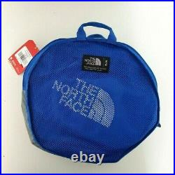 THE NORTH FACE BASE CAMP DUFFEL BAG BACKPACK MEDIUM 71L Turkish Sea