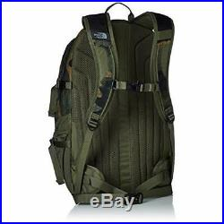 THE NORTH FACE Backpack Big Shot CL Classic 31-40L NM71861 BO Camo with Tracking
