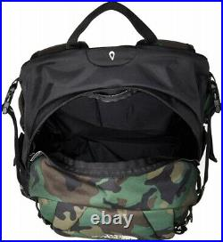 THE NORTH FACE Backpack TELLUS 25 NM61811 30L Military Woodland Camo MW Japan