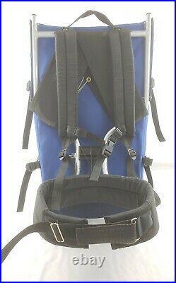 THE NORTH FACE Brown Label 70's Vintage External Frame Hiking Backpack XL