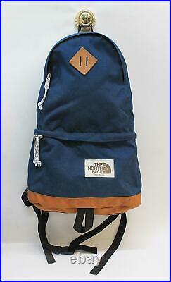 THE NORTH FACE Men's Vintage 70s Brown Label Navy Tear Drop Day Pack Backpack
