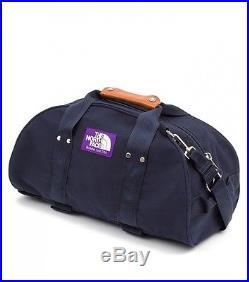 THE NORTH FACE PURPLE LABEL 3Way Duffle Bag DarkNavyxNavy NN7508N Backpack Japan