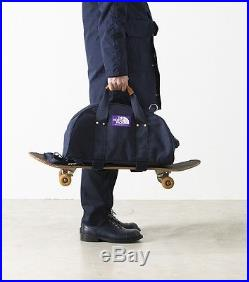 THE NORTH FACE PURPLE LABEL 3Way Duffle Bag GrayxGray NN7508N Backpack Japan F/S