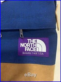 THE NORTH FACE PURPLE LABEL Backpack Rucksack NN7507N Blue NEW