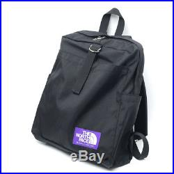 THE NORTH FACE PURPLE LABEL Book Rac Pack M NN7753N Black Backpack Japan F/S NEW