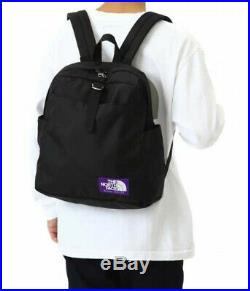 THE NORTH FACE PURPLE LABEL NN7753N Backpack Book Rac Pack M BLK Japan Tracking