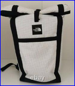 THE NORTH FACE Peckham Backpack black and white checkered