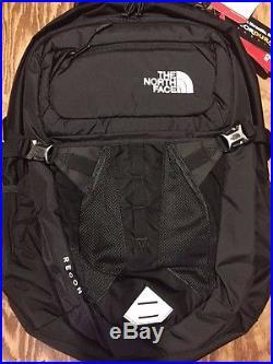 9b5822a4c The North Face Recon Backpack Bookbag Black Cordura Nwt Clg4jk3 ...