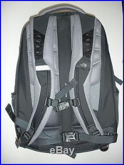 The North Face Recon Laptop Backpack- Dayback Backpack- Clg4- Zinc Grey/asphalt