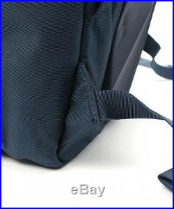 THE NORTH FACE Shuttle Daypack Slim Backpack Navy Free Shipping with Tracking