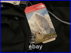 THE NORTH FACE Terra 50 Backpack/Rucksack Black/GREY BRAND NEW RRP is £122