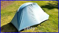 THE NORTH FACE Vintage 3 Season Backpacking Camping Tent 4.5 lbs 7' x 4