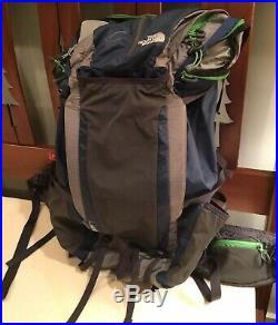 TNF North Face Ligero 50 Pack Backpack Size Mens L, 50 Liter, Used Good Shape