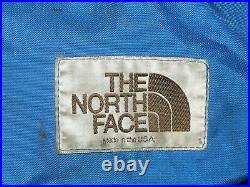 TNF Vintage The North Face External Frame Backpack Hiking Camping Backpacking