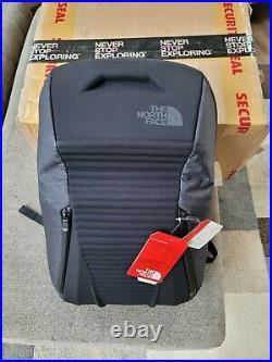 The North Face Access Pack Business Travel Briefcase backpack black gray 22L