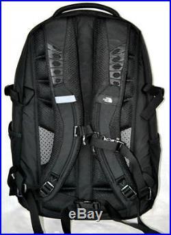 The North Face BOREALIS BACKPACK 28L Pack Bag Black GRAFFITI Print AUTHENTIC New