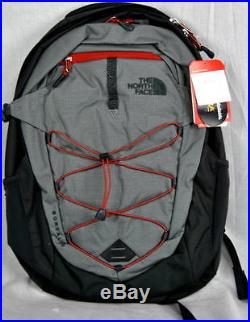 The North Face BOREALIS BACKPACK 28L Pack Bag Sedona SAGE Grey AUTHENTIC New