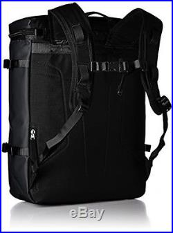The North Face Backpack BC FUSE BOX NM 81630 K Black from Japan F/S