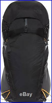 The North Face Banchee 65 L/XL Black Grey Backpack 65 Litre Backpack Travel Bag