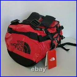 The North Face Base Camp Duffel Bag 31L Backpack XS new