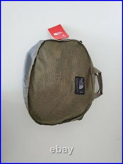 The North Face Base Camp Duffel Bag Backpack Small 50l Camouflage