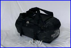 The North Face Base Camp Duffel Black Small 50l Old Style