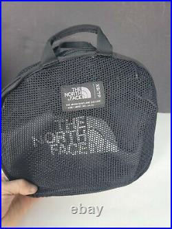 The North Face Base Camp Duffel XS bag Backpack TNF Black