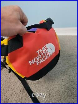 The North Face Base Camp Duffel XS bag Backpack TNF Multicolor 31L