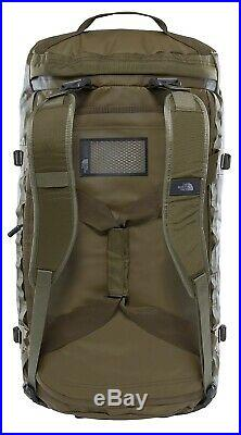 The North Face Base Camp Medium Duffel Travel Bag, 71L TNF (Camping Backpack)