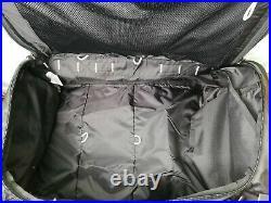 The North Face Black Basecamp Duffel Bag Backpack 4.2 L rrp £115