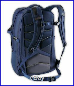 The North Face Blue Resistor Charged Laptop bag backpack, travel, camping, school