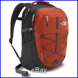 The North Face Borealis Backpack Ketchup Red NWT