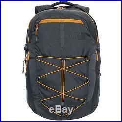 The North Face Borealis Mens Womens Backpack Grey Blue Shoulder Bag