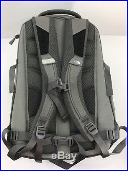The North Face Borealis Moon Mist/duck Green Laptop Bookbag Backpack