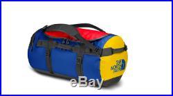 The North Face (CWW2 WAJ) Basecamp Duffle Bag M BRIGHT COBALT BLUE/TNF BLACK