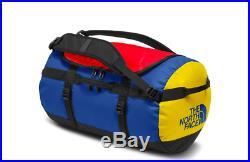 The North Face (CWW4 WAJ) Basecamp Duffle Bag XS BRIGHT COBALT BLUE/TNF BLACk