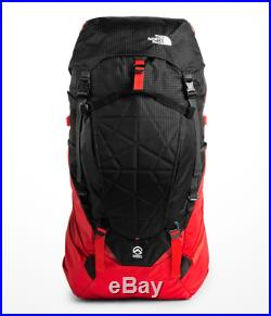 The North Face Cobra 52 L/XL Backpack (Fiery Red / TNF Black)