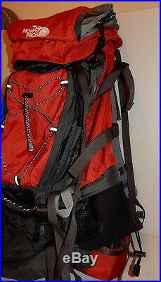 The North Face Crestone 60 Internal Frame Backpack Hiking Ski Travel Camping M