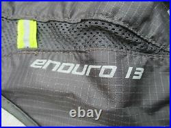 The North Face Enduro 13 Hydration Pack Race Vest Bag Running Cycling Backpack