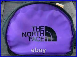 The North Face Explore Haulaback OS Hiking Climbing Camping Backpack Purple NWT